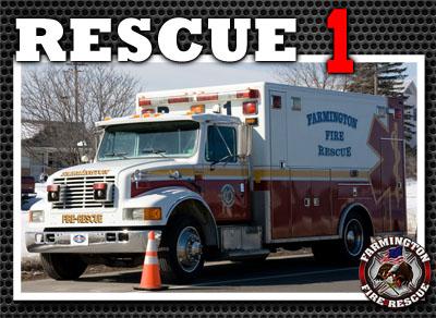 Town Of Farmington Maine Rescue 1