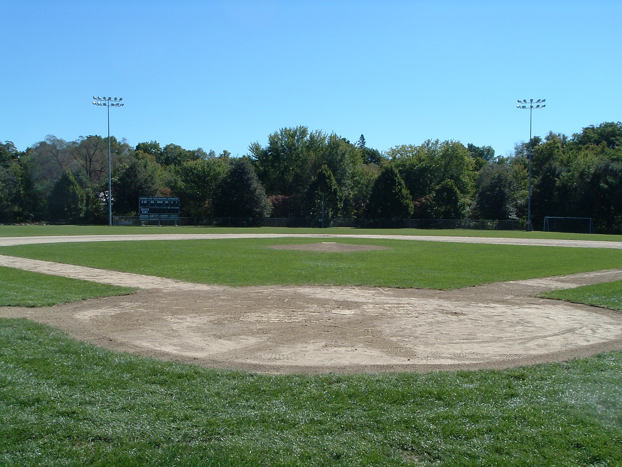 Town Of Farmington Maine Hippach Field